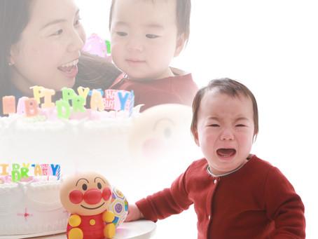 1歳 お誕生日
