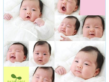 赤ちゃん、赤ちゃん、赤ちゃん♪