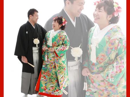 婚礼撮影 〜色打掛編〜