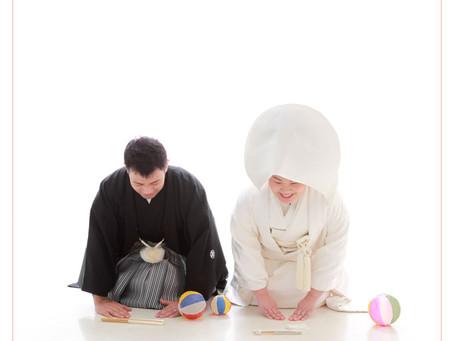婚礼撮影 〜白無垢編〜
