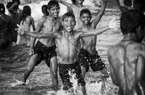 Joy in Gokarna