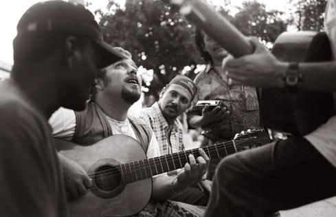 Diego Cano with Eduardo Frias-Etayo