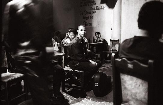 La soledad       with Isreal Rojas Fiel of Buena Fe