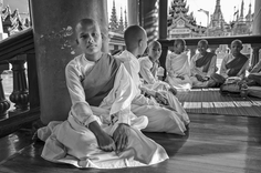 Peace in Yangon