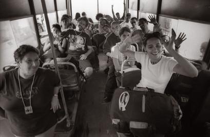 Autobus de trova     con Miriela Morena  2002