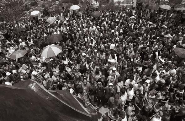 La Hacha        Romerias de Mayo  2001