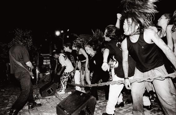 Los Rockeros    2003