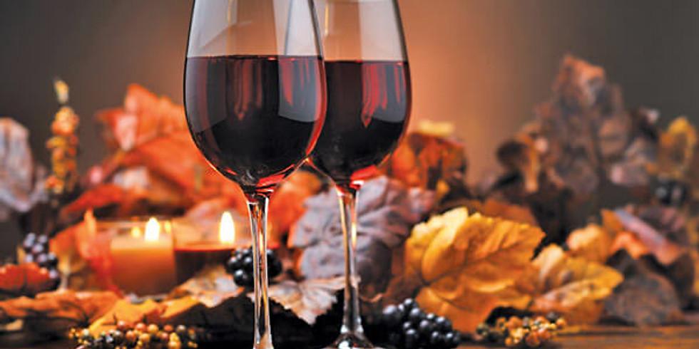 Wine Tasting | Autumn Adventure 30th October