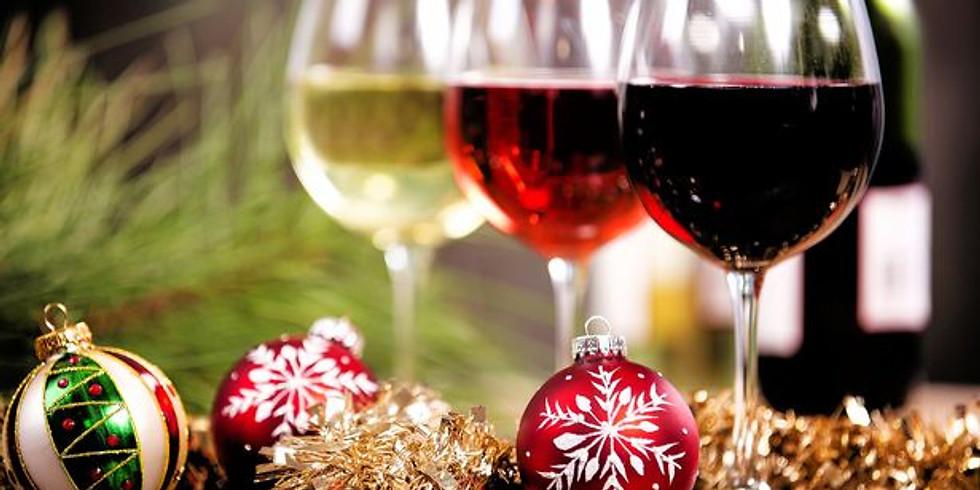 Wine Tasting   Sip into Christmas 11th December
