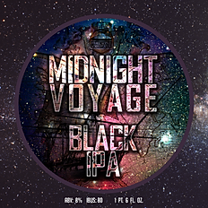 Midnight Voyage - Black IPA