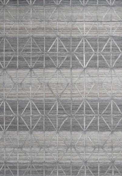 Tapete Medina DIS.1 - Silver / Grey