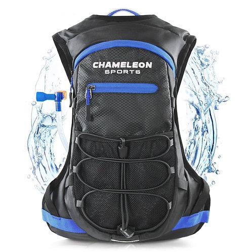 AquaRock 2100 Hydration Backpack - Black