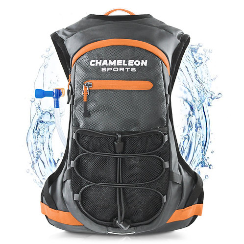 AquaRock 2100 Hydration Backpack - Grey
