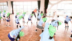 保育園ダンス教室開講☆ひっぽ