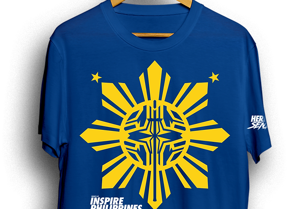 Inspire Philipines Blue