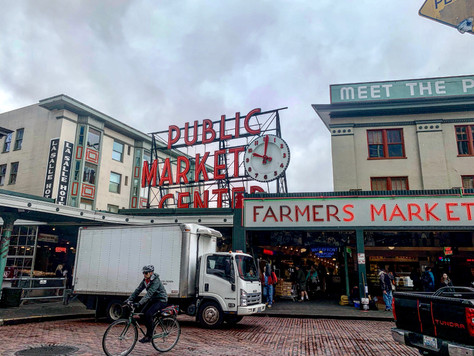 Eating My Way Through Pike Place Market