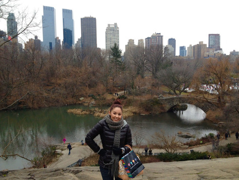 A Trip Down Memory Lane: Celebrating NYE in NYC