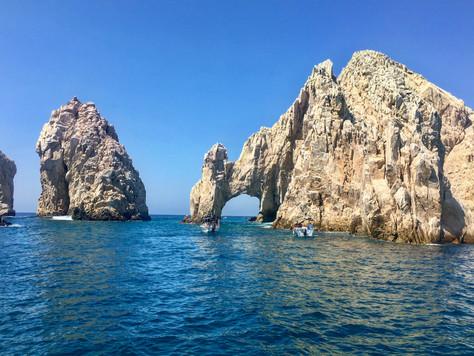 Cabo San Lucas, Mexico!