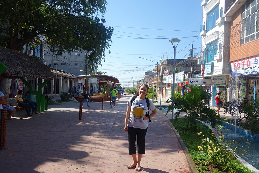 Being a tourist in Pucallpa- a city bordering the amazon