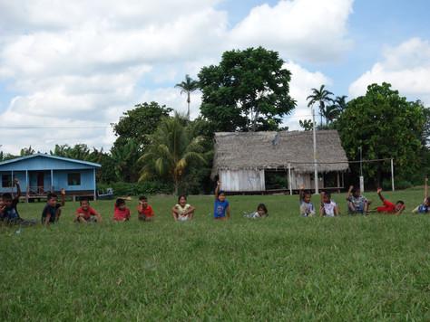 Las Caritas De La Selva: My First Mission Trip in the Peruvian Amazon