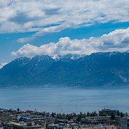 From Churchtower in Lausanne