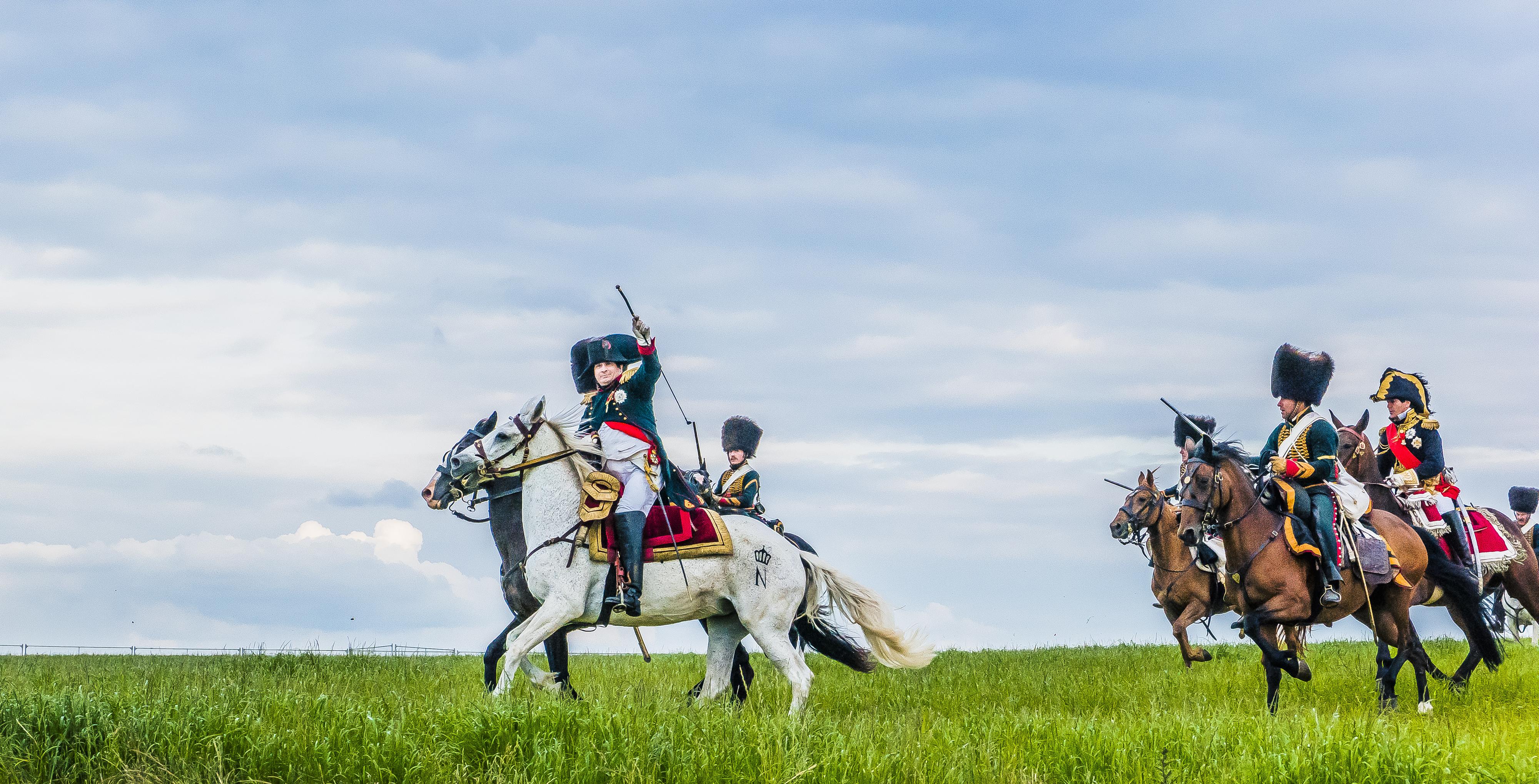 Napoleon & posse