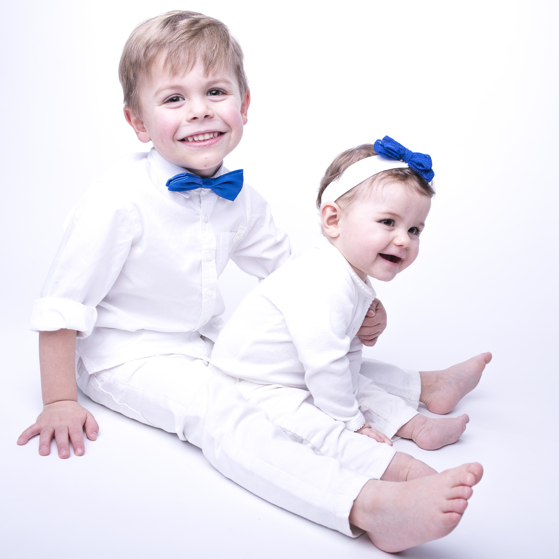 Axel and Olivia