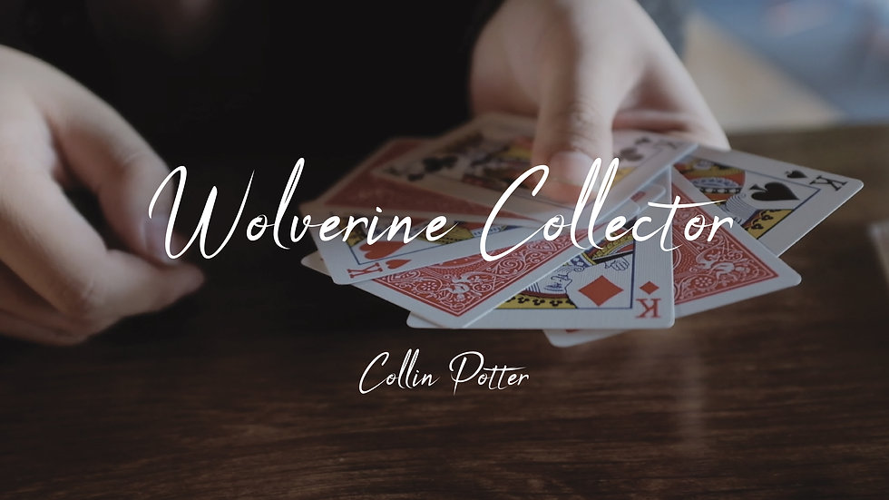Wolverine Collector by Collin
