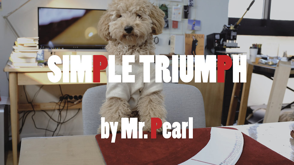 Simple Triumph by Mr. Pearl