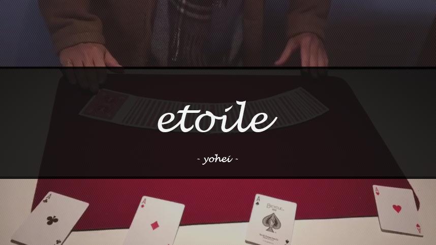 Etoile by Yohei