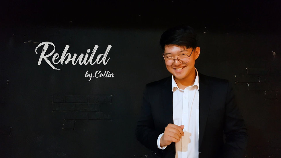 Rebuild by Collin