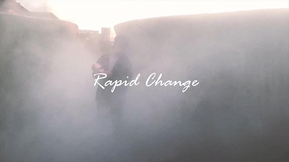 Rapid Change by Yu Hong