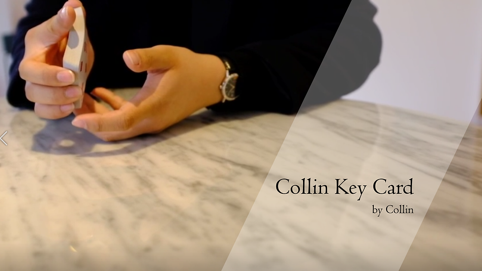Key Card by Collin
