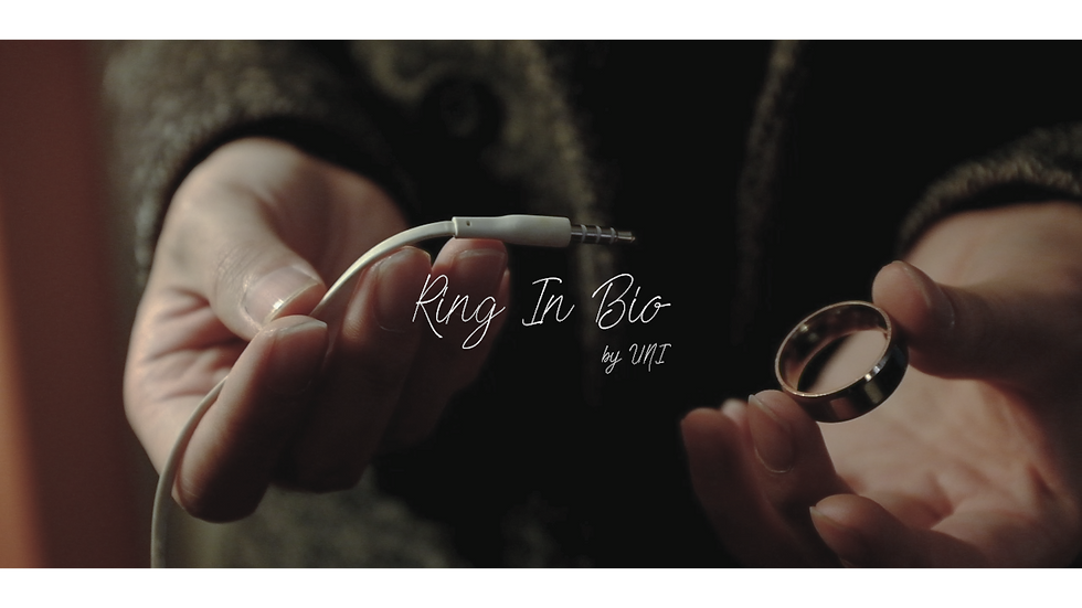 Ring in Bio by Uni