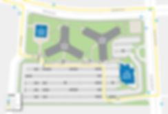 Site Plan for Lansing Square