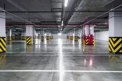 Totally refurbished underground parking
