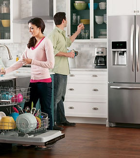 Family-in-a-kitchen-with-refrigerator-10