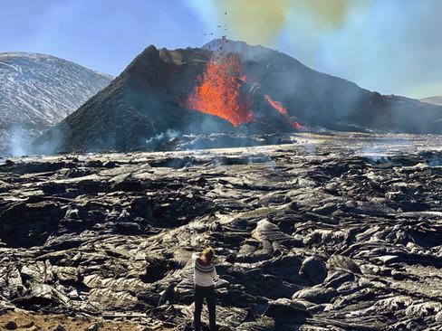 2Go Iceland | Volcano Tour | Fagradalsfjall Volcanic Eruption