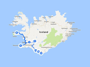 2Go Iceland | Self Drive | South-West main