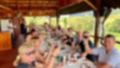 Lunch with guests in Viñales .jpg