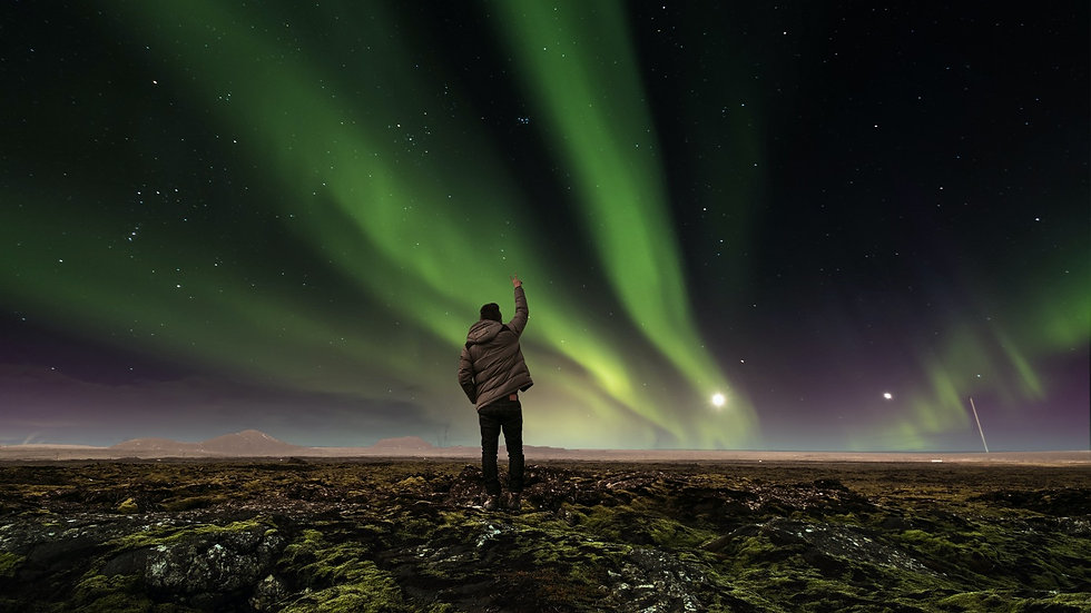 2Go Iceland | Private Tours | Northern Lights tour in Iceland