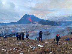 2Go Iceland | Volcano Tour | Fagradalsfjall Volcanic Eruption in Icel