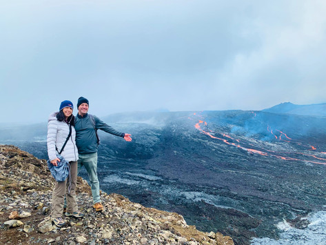 Two guests at fragradalsfjall volcano with 2Go Iceland Travel Private Tour_0.5x.jpg
