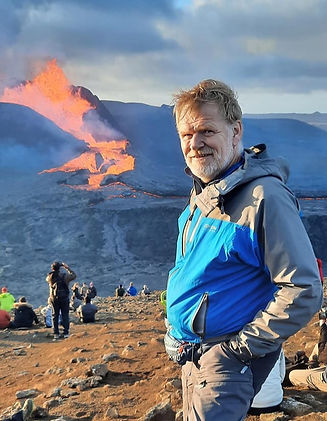Petur, tour guide at 2Go Iceland Travel.