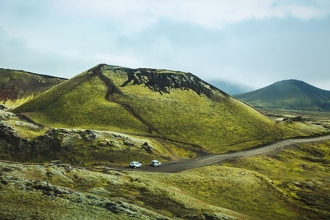 2Go Iceland | Sel Driver Tips | driving by car in highlands of Iceland