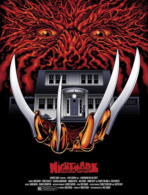 A Nightmare on Elm Street - Poster
