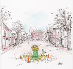 Day 3: Chuck visits Main Street
