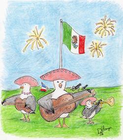 Day 43: Chuck celebrates Cinco de Mayo