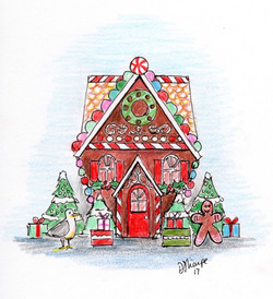 Chuck's Ginger Bread House