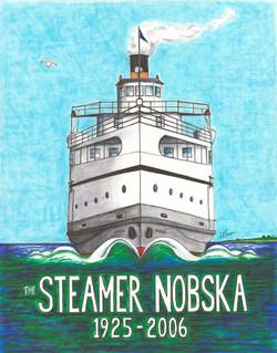 Steamer Nobska: 1925-2006